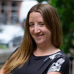 Rebecca van der Grient