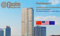 Flash Report: The different faces of sustainability in China, USA and Europe