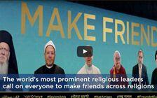 Glocalities contributes to unique call for friendship across faiths